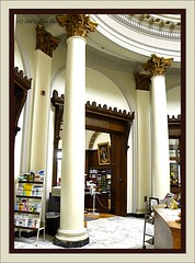 Wesfield NY ~ Historic Town ~ Paterson Library (Onasill ~ Bill Badzo) Tags: county street new york ny building apple museum architecture french downtown imac state district interior library main style ps historic commercial western register paterson portage westfield registry apps revival chautauqua ipad nrhp chautauquacounty photogene photoforge adademic onasill