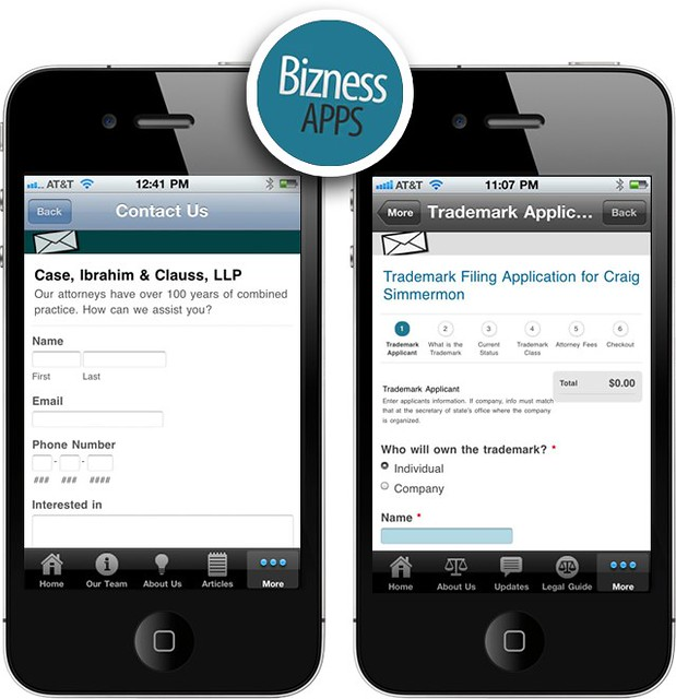 bizness apps double example