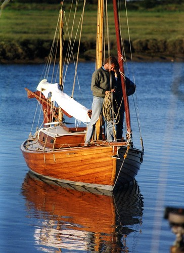Humber Yawl FLUTE for sale—SOLD