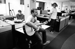 (Trevor H) Tags: guitar flickrhq fujinaturas film:brand=ilford film:name=fp4plus foursquare:venue=4b144582f964a5204aa023e3