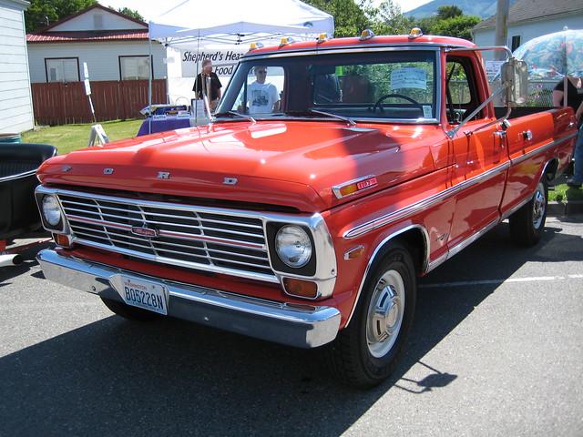 auto show street ford 1969 car truck washington ranger pickup f150 special hotrod custom camper lyman f250 2011