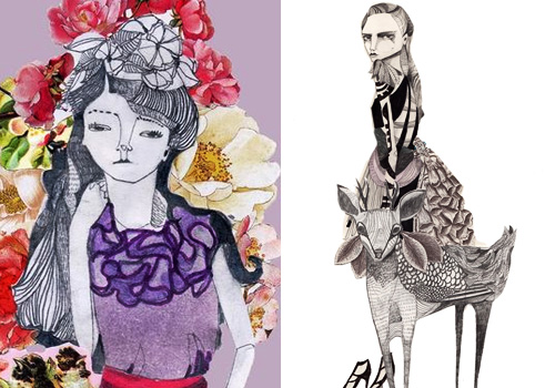 6014251054 174301d7af 30 Fashion Illustrators You Can't Miss Part 3