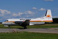 C-FFFS (Wasaya Airways) (Steelhead 2010) Tags: redlake hs748 yrl hawkersiddeley creg wasayaairways cfffs
