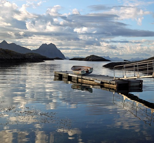 norvegia - norway - lofoten by peo pea