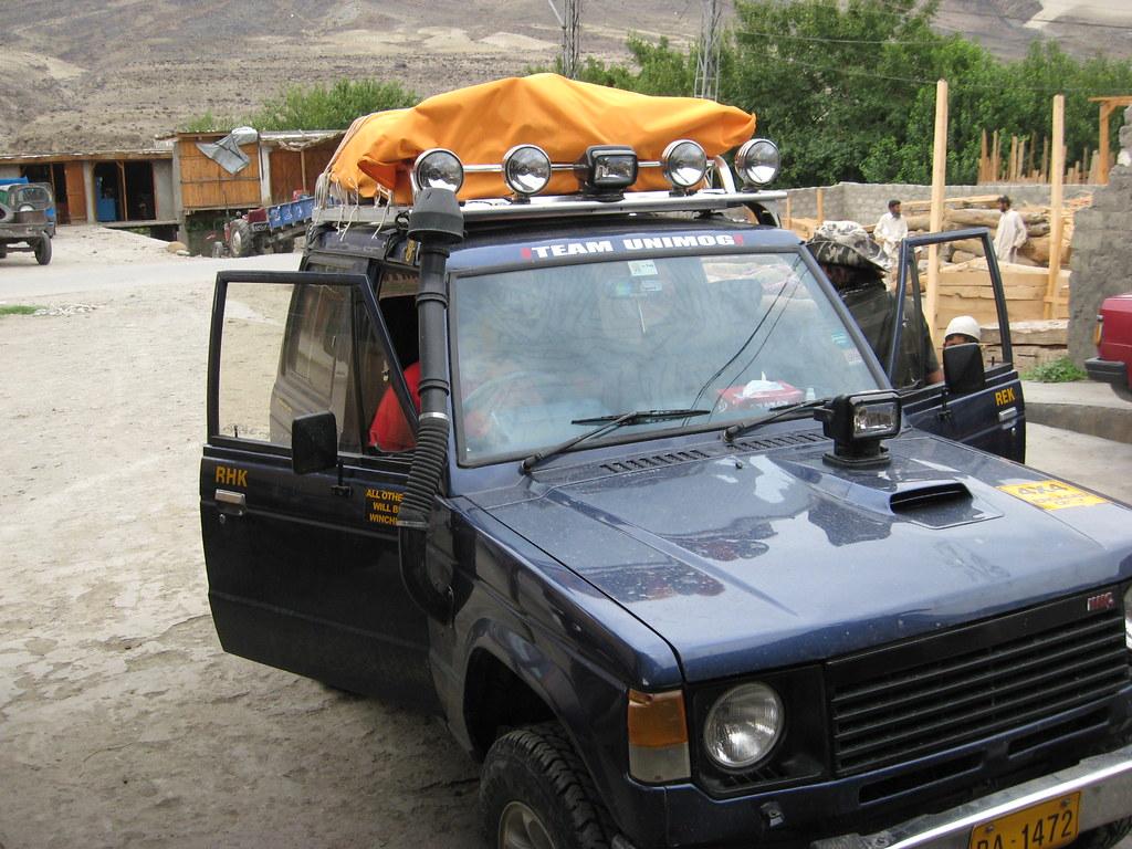 Team Unimog Punga 2011: Solitude at Altitude - 6017605900 0bbf7636d9 b
