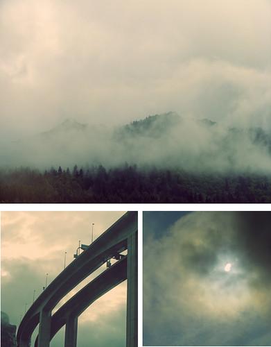 train montagne
