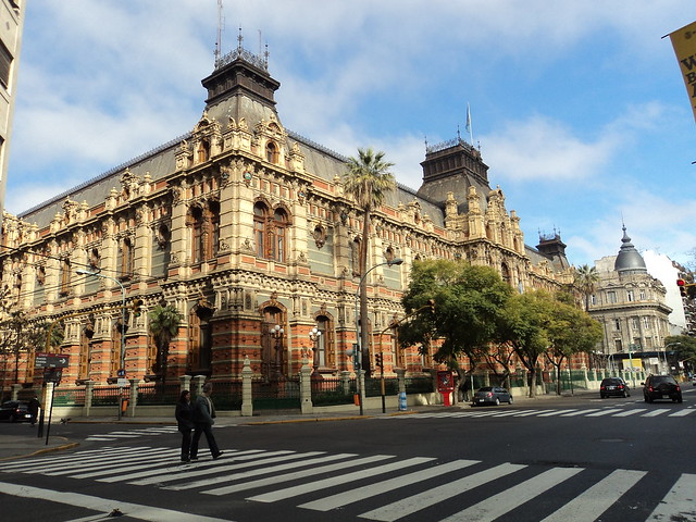 Palacio de las Aguas Corrientes, Buenos Aires