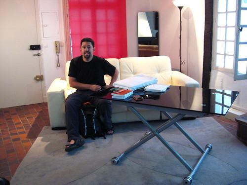 Apartamento em Paris — Marais