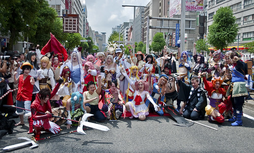 WCS 2011 . All participants
