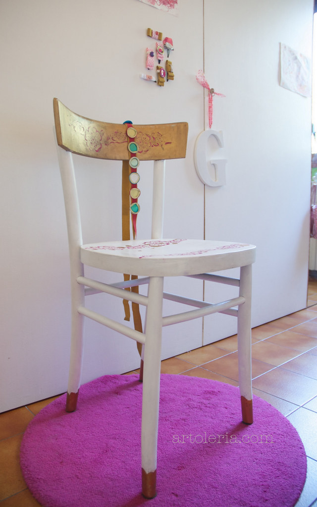 Princess chair and more craft ideas