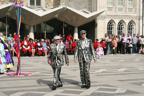 Two Pearly Kings