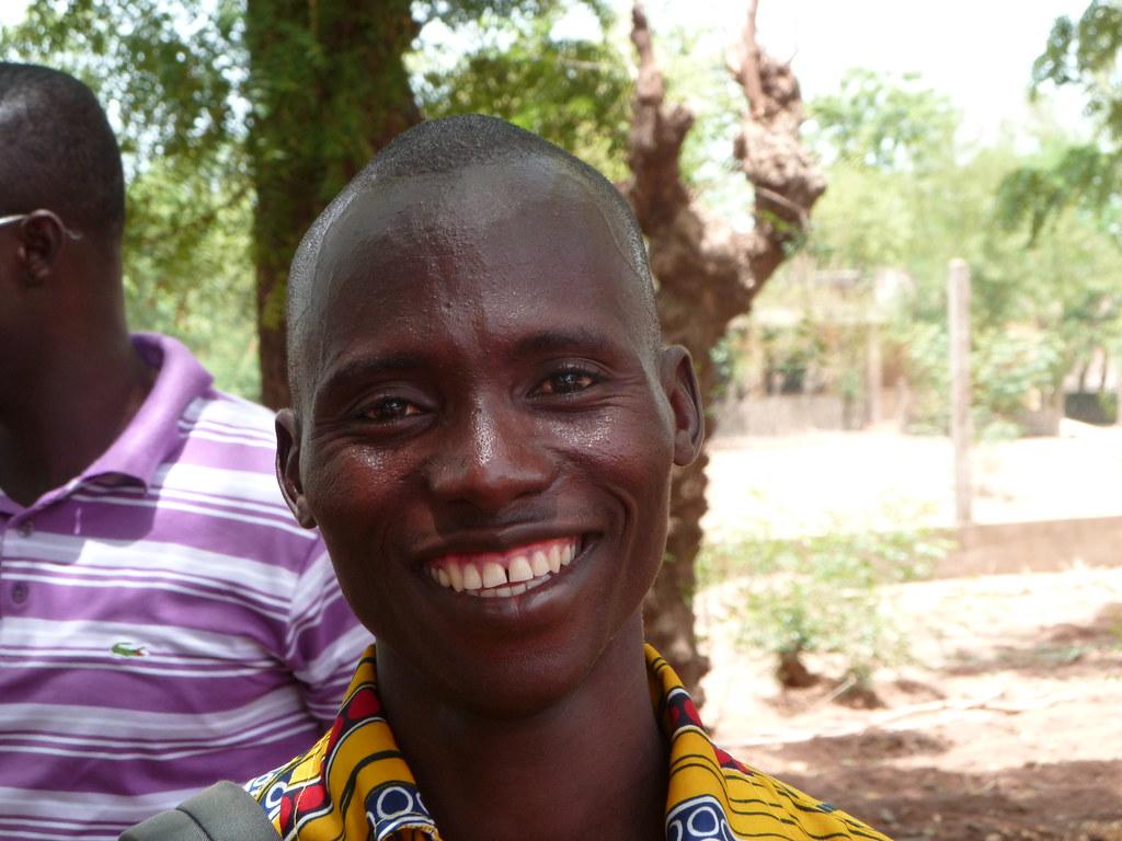 Un paysan Togo