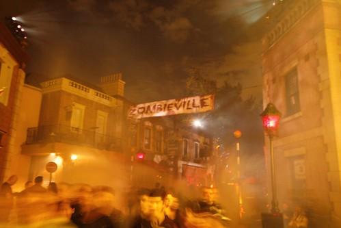 Zombieville - Scare Zone
