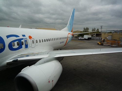 flydubai's New 737
