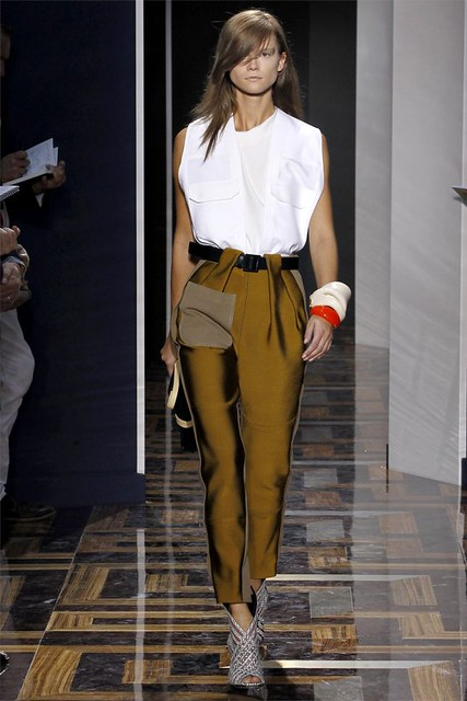 balenciaga spring 2012 photo taken by richgirllowlife