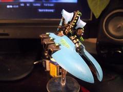 Necron 1 (Camper_Bob) Tags: miniature painted 40k destroyer warhammer duncan macdonald gamesworkshop necron