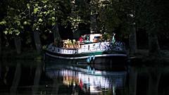 Colibri (Drumsara) Tags: france canals locks midi barge barges drumsara