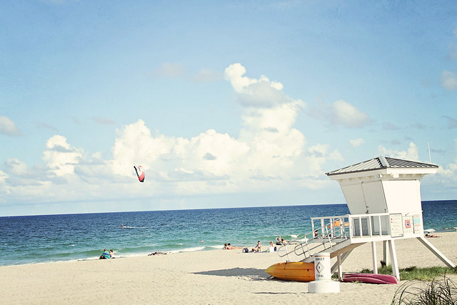 Fort Lauderdale beach 14