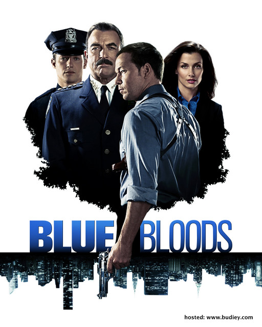 poster Blue Blood di TV2