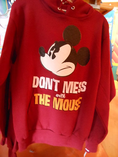 Don't Mess with the Mouse