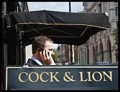 Cock & Lion, London