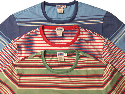 Rugby / Harrison Striped Tee