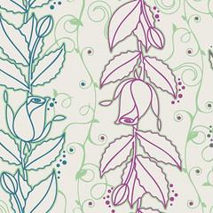 Deep Graphic Rose (Art Gallery Fabrics) Tags: blue green modern swatch purple vibrant blues retro spell collection greens swatches enchant purples spellbound captivating enchanting spellbinding artgalleryfabrics patbravo patbbravo