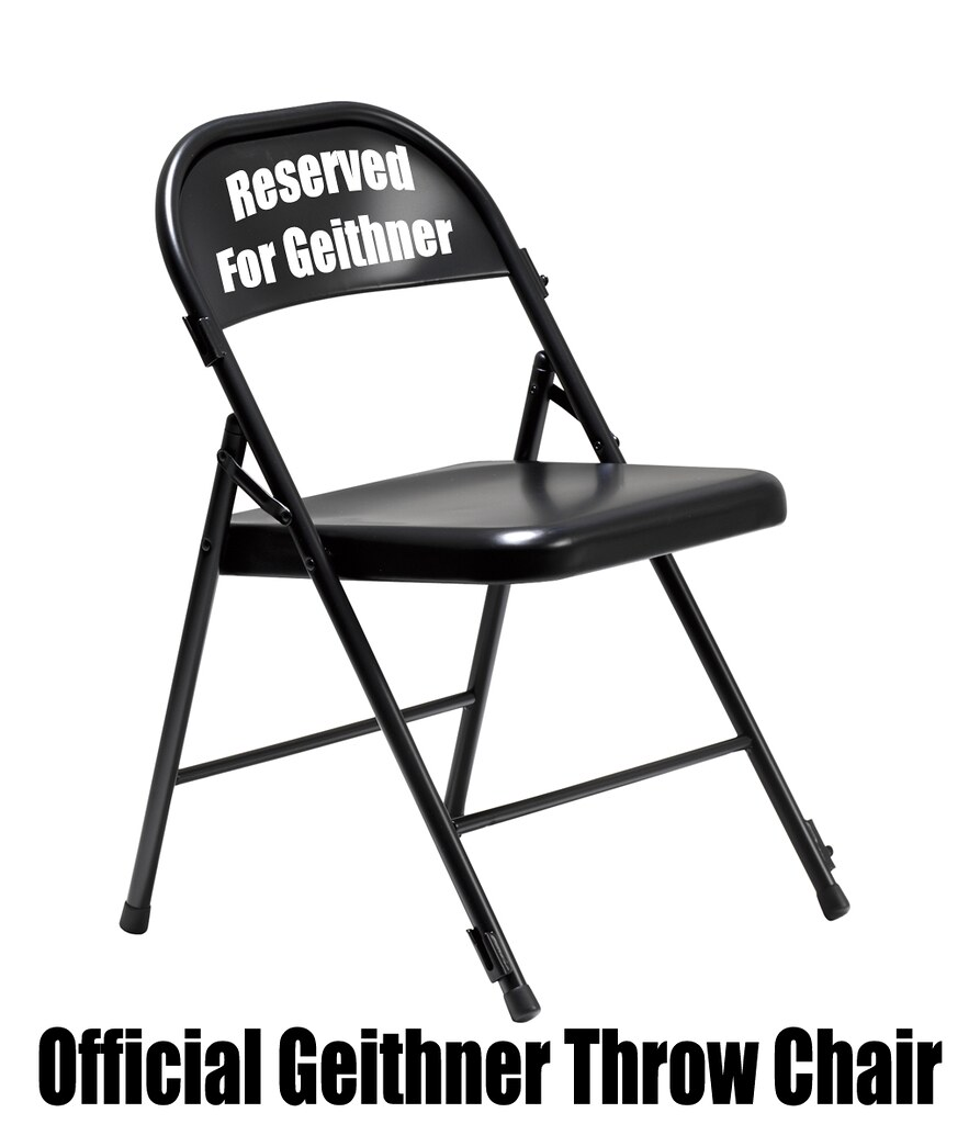 GEITHNER THROW CHAIR