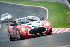24H Nurburgring 2011 - Zagato GT (Guillaume Tassart) Tags: car sport race martin racing gt endurance aston motorsport zagato 24h moteur nurburgring 2011