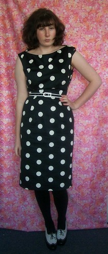 June Challenge Dress Three