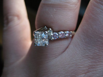 Is It Better To Let Her Choose Her Own Engagement Ring?