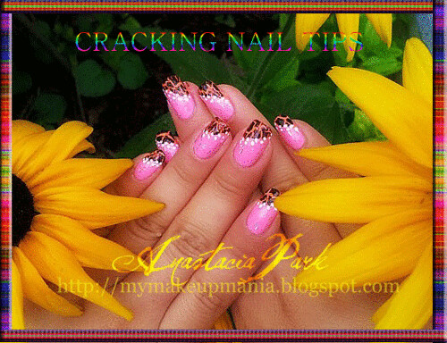 Cracking Nail Tips
