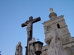 Notre Dame des Doms 2 (FilmFan9) Tags: des crucifix notre dame avignon doms