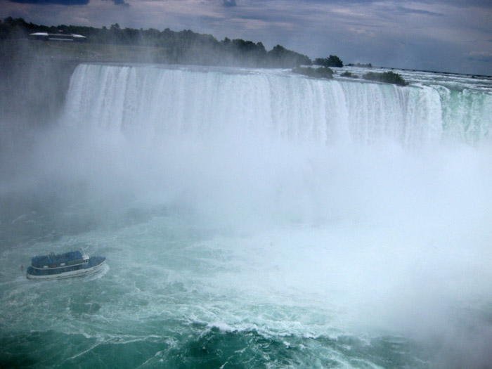 Mists of Niagara Falls
