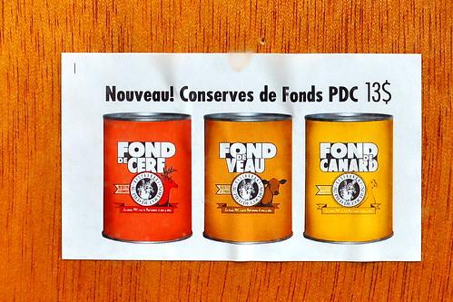 Au Pied de Cochon - Montreal
