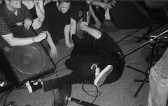 Guy of Fugazi falls down, survives! (Change Zine Pix) Tags: seattle music seaweed rock metal dc concert punk connecticut live ska helmet ct rorschach rollins hardcore punkrock shows straightedge thrash cbgb cbgbs nineties 90s unsane skinhead pist converge rancid revelation rollinsband killyouridols fugazi dischord sxe paintitblack kiddynamite sickofitall deadguy nyhc avail 7seconds crudos victoryrecords todayistheday verbalassault murpyslaw davesmalley thepist snpacase