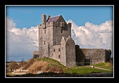 Dunguaire Castle, Galway Bay in County Galway, Ireland, near Kinvarra. Noel Moore Up The Banner Photography (upthebanner) Tags: ocean park old travel ireland summer irish cloud reflection building green castle history galway tourism monument water stone sepia architecture landscape religious photography bay pond ancient scenery europe quiet traditional scenic rocky peaceful landmark noel moore vegetation historical serene lush fortification fortress tranquil irlanda kinvara dunguaire kinvarra upthebanner medevil