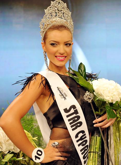 Star Cyprus 2011,  Andri Karandoni Miss Universe 2011 Star Cyprus 2011,  Andri Karandoni Miss Universe 2011  1