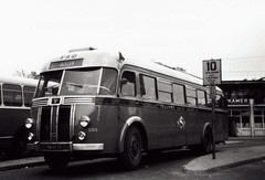 VAD bus 2153 Arnhem NS (Arthur-A) Tags: bus netherlands buses arnhem nederland autobus gelderland vad crossley bussen