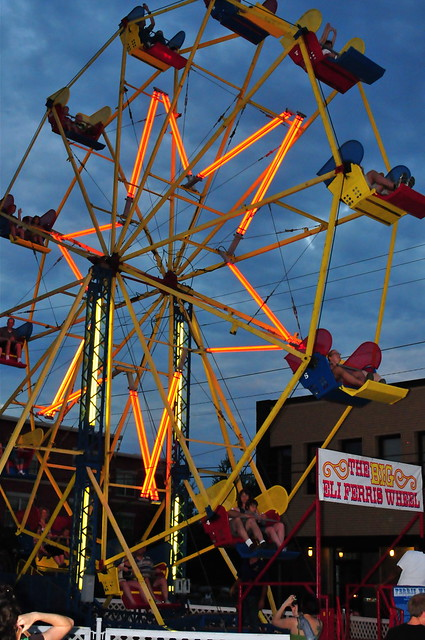 Big Eli Ferris Wheel at Twilight (DS3_2061)
