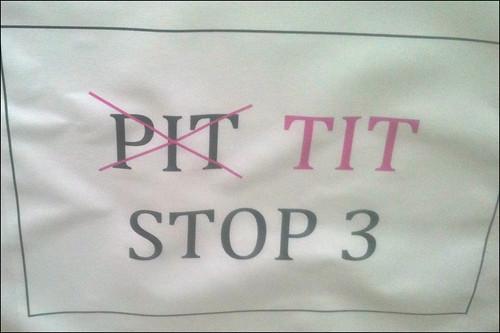 Tit Stop