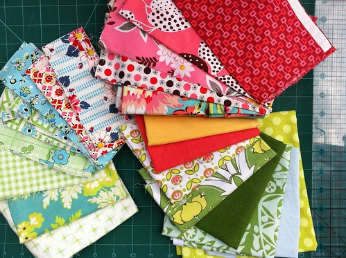 Summer Fabrics by fionapoppy