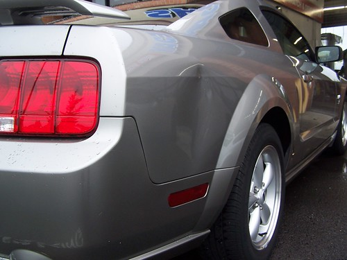 Paintless Dent Removal | Mobile Dent Repair Pros