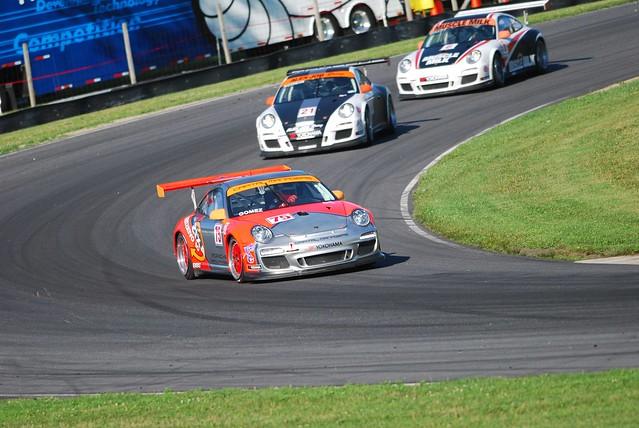IMSA GT3 Challenge Lime Rock 2011