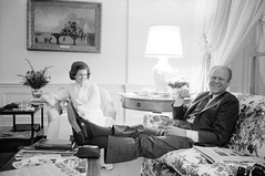 President Gerald Ford and First Lady Betty Ford Marion S. Trikosko