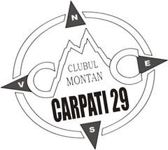 Clubul Montan Carpaţi 29