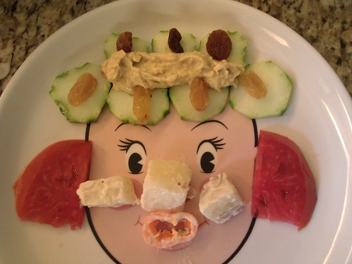 A Family Affair Food Face