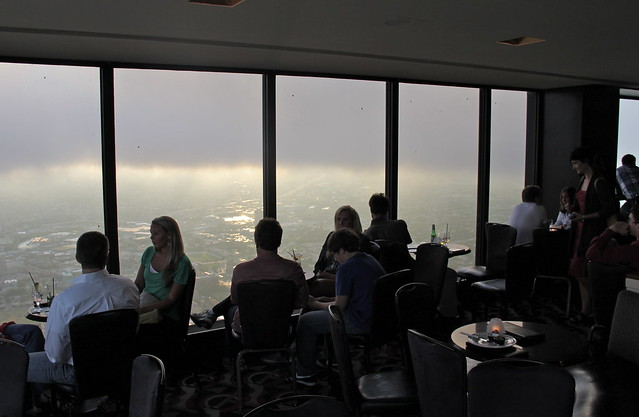 Bar on the 96th floor