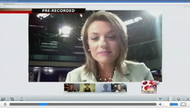 KOMU GooglePlus Video Hangout