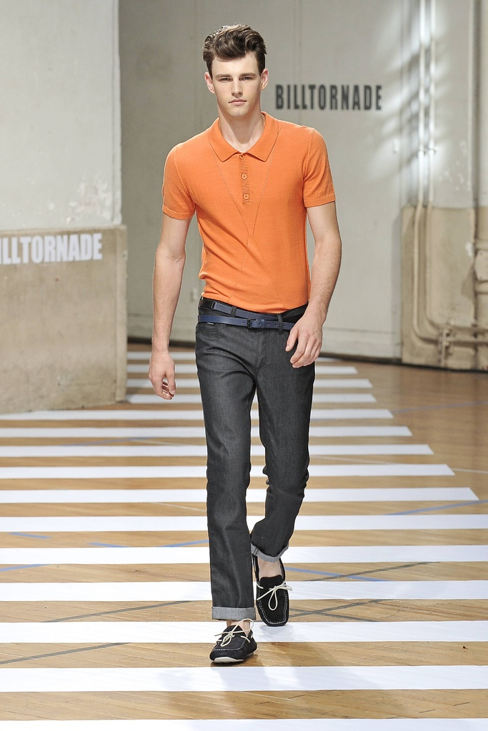 Robert Rae3113_SS12 Paris Bill Tornade(Homme Model)